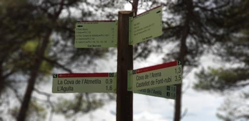 72a Caminada – Font-rubí (Alt Penedès) 06.10.19!