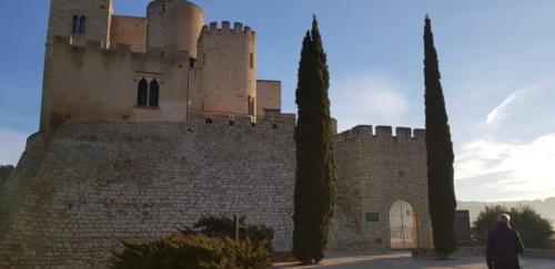 65a Caminada - Castellet - Castell - Parc i Pantà del Foix - Cal Balaguer - Font d'Horta - Castellet 10.02.19